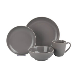 Wensley Stone 16 Piece Dinner Set