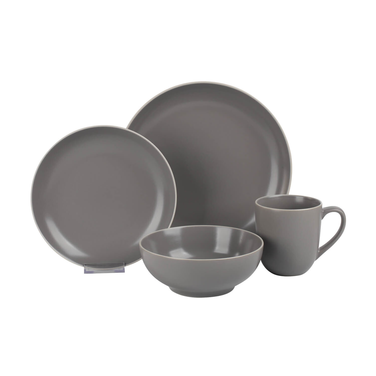 Wensley Stone 16 Piece Dinner Set  sc 1 st  Homestore and More & Wensley Stone 16 Piece Dinner Set - Home Store + More