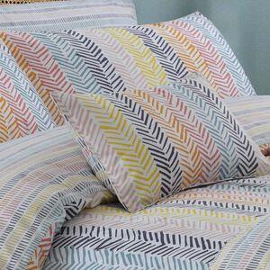 Linear Sunburst Multi 30cm x 50cm Cushion