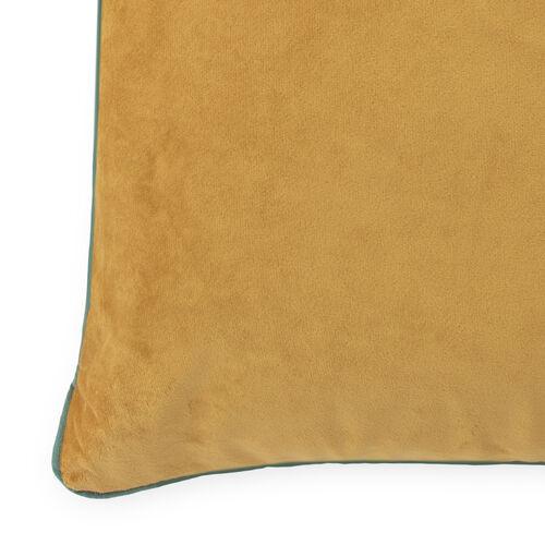 Naomi Cushion 45x45cm - Ochre