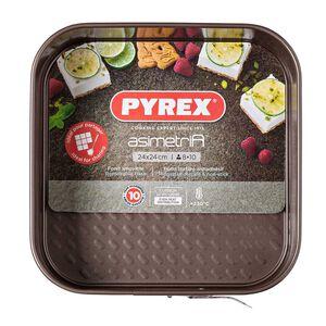 Pyrex Asimetria Square Springform 24 x 24cm