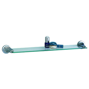 Milano Glass Bathroom Shelf