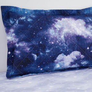 Benji Blue Pillowshams 50cm x 75cm