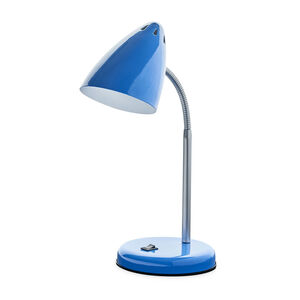 Modern Desk Lamp - Blue