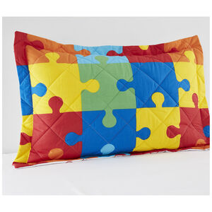 Jigsaw Pillowshams 50cm x 75cm