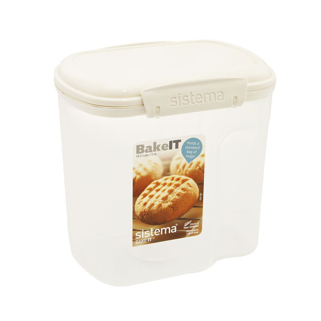 Sistema Klip It Bakery Container 2.4L