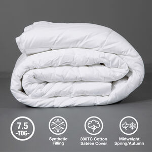 Summer Nights Mid-Weight Duvet Super King