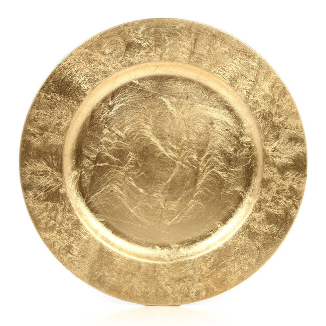 Luxe Charger Plate - Gold