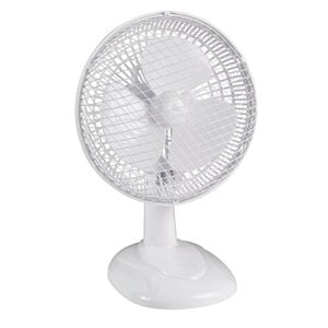 "Desk Fan 6"" - White"