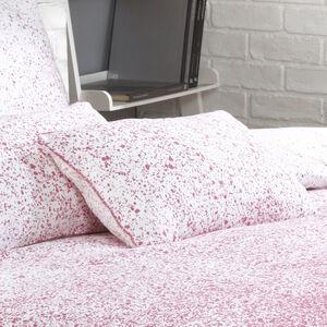 Ombre Splash Pink Cushion 30x50cm