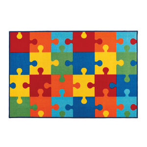 Jigsaw Children's Floormat 100x150cm