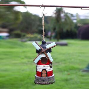 Windmill Birdhouse