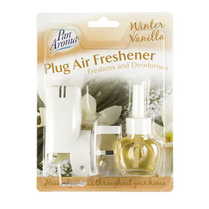 Plug Air Freshener Winter Vanilla