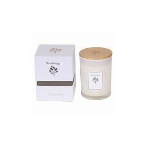 Woodbridge Medium Lemon Grass and Sage Candle