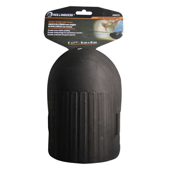 Rolling Dog Durable Knee Pads - 2 Pack