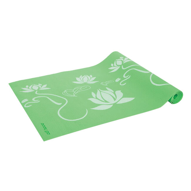 BodyGo PVC Yoga Mat with Printed Surface