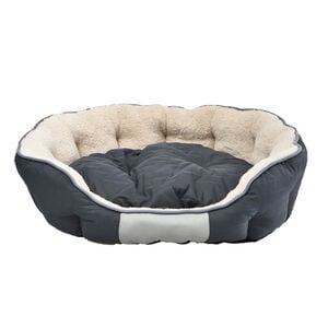 Perfect Paws Luxury Plush Pastels Pet Bed - Large