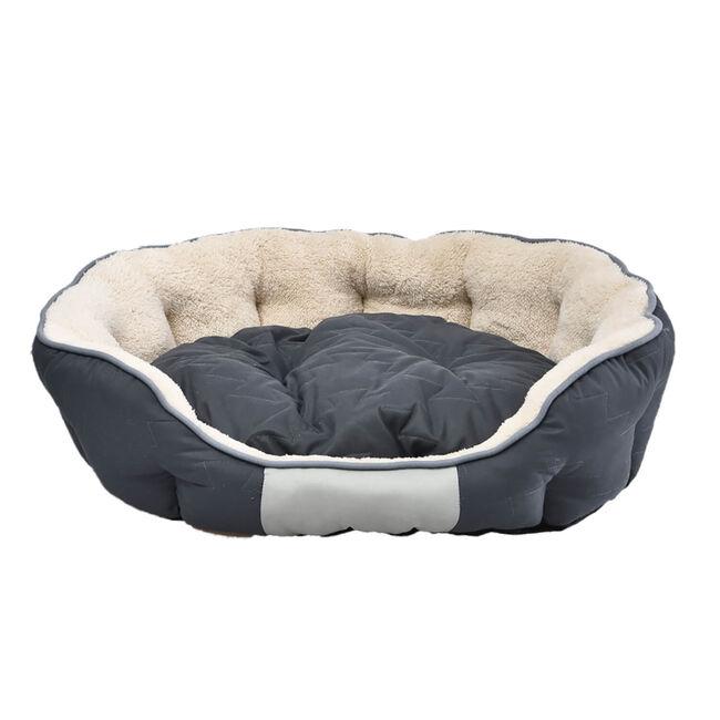 Perfect Paws Luxury Plush Pastels Pet Bed - Large
