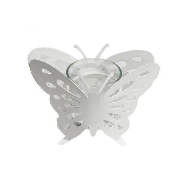 Butterfly Garden Table T-Light Holder