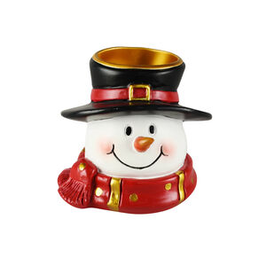 Snowman T-Light Holder