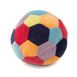 Football Cushion Multi 22cm x 22cm