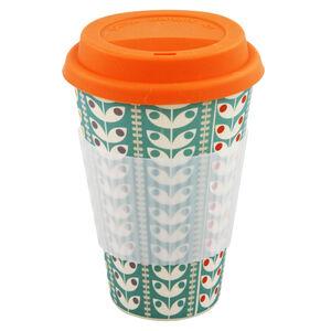 Retro Daisy Sippy Mug