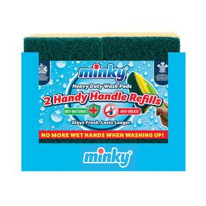 Minky Handy Handle Refills 2 Pack