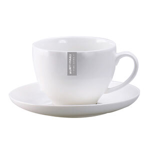 Ruby Hart Cup & Saucer