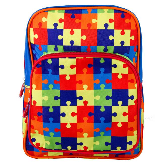 Kazoobi Jigsaw Schoolbag