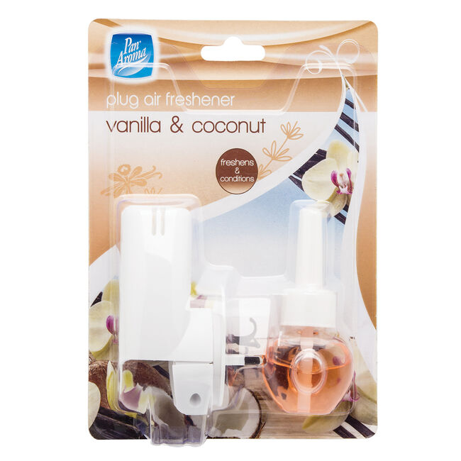 Plug in Air freshener Vanilla & Coconut