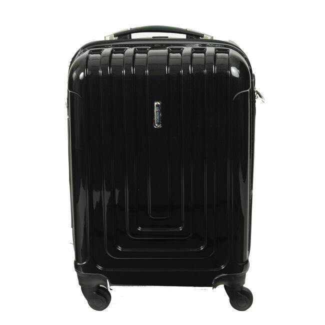 Large Black Hardshell Suitcase