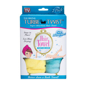Microfibre Turbie 2 Pack