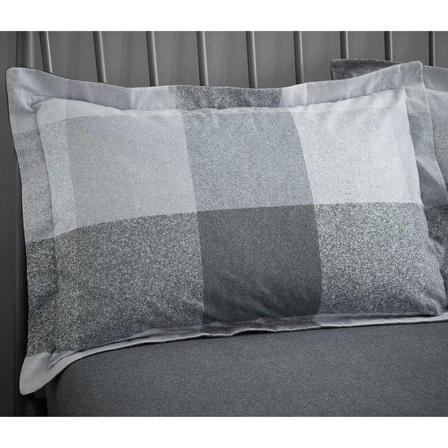 Brushed Cotton Simon Oxford Pillowcase Pair