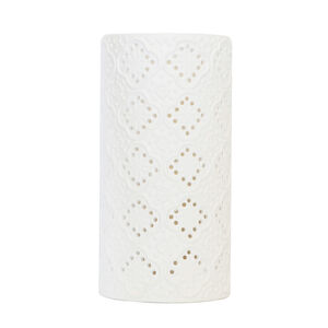 Diamonds Silhouette Ceramic Table Lamp