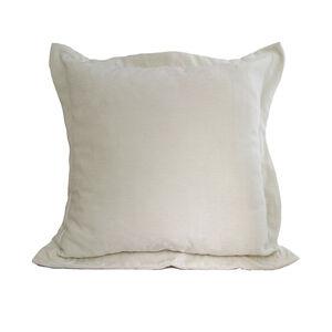 Hampton Winter White Cushion 58cm x 58cm