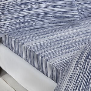 Tangled Stripe Fitted Sheet