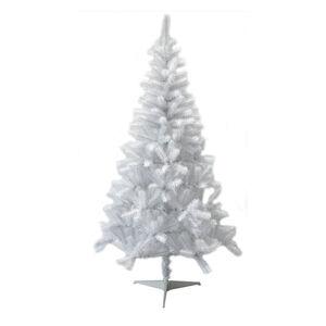 Slim Christmas Tree 6ft - White