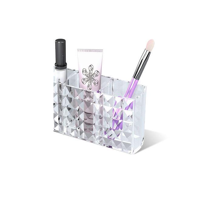 Cosmetic Diamond Brush Organiser