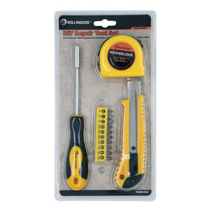 Rolling Dog Combination Tool Set
