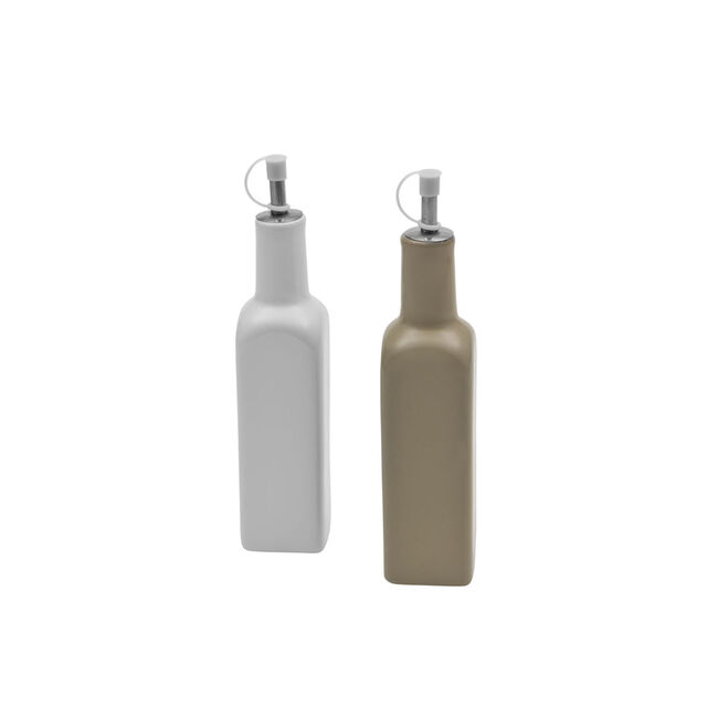 Nova Mocha Oil and Vinegar Bottle