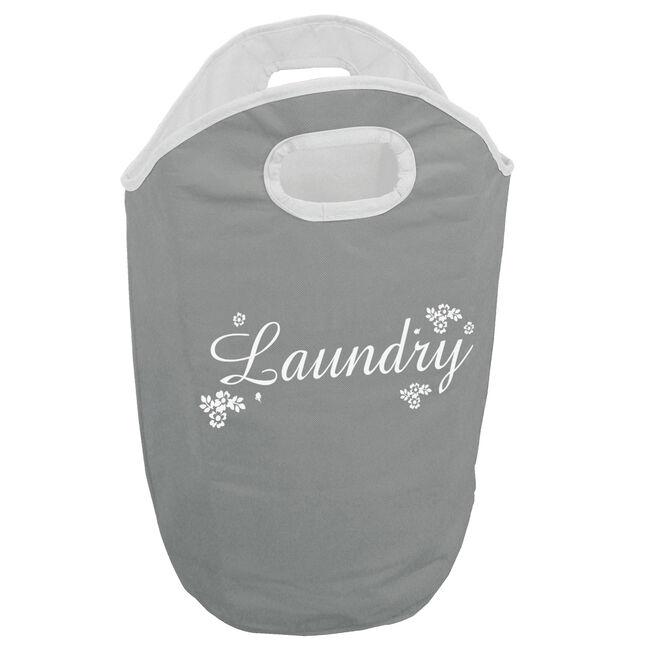 Ditsy Scroll Laundry Hamper