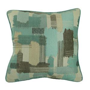 Crystal Paint Stripe Cushion 45cm x 45cm