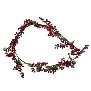Christmas Berry Garland