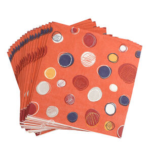 Whirl Napkins 20 Pack