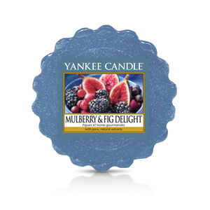 Yankee Candle Mulberry and Fig Delight Tart