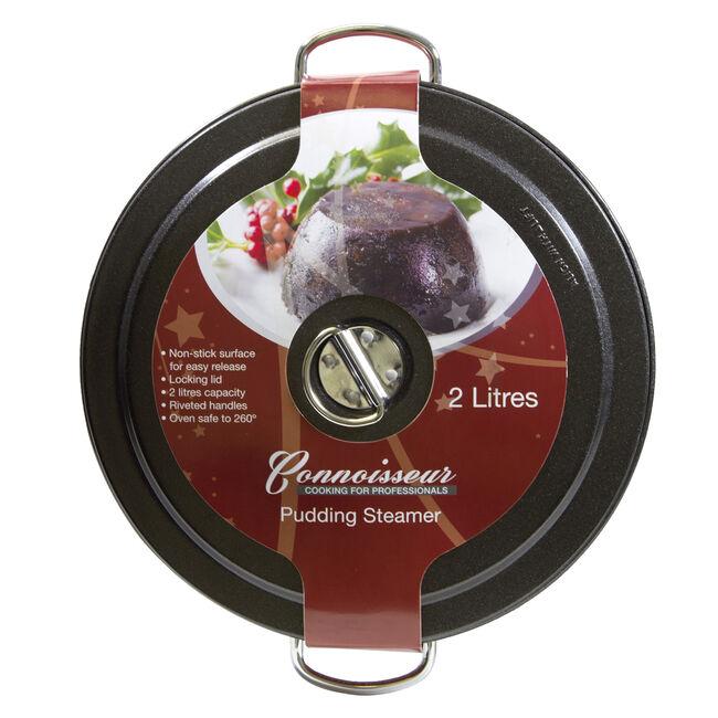 Connoisseur Pudding Steamer 2L