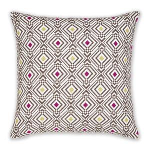 Sarmates Berry/Green Cushion 58cm x 58cm