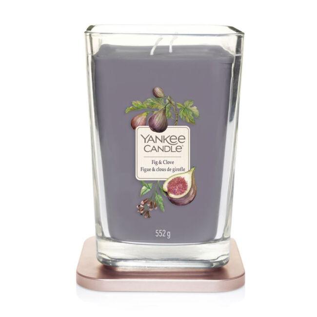Yankee Elevation Fig & Cloves Large Jar