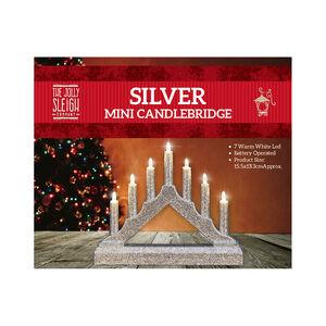 Silver Mini Candlebridge