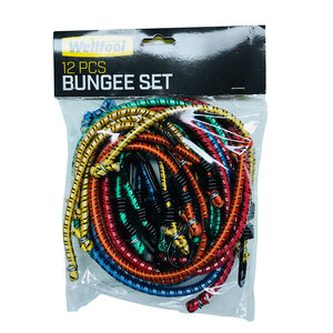 Bungee Set - 12 pieces